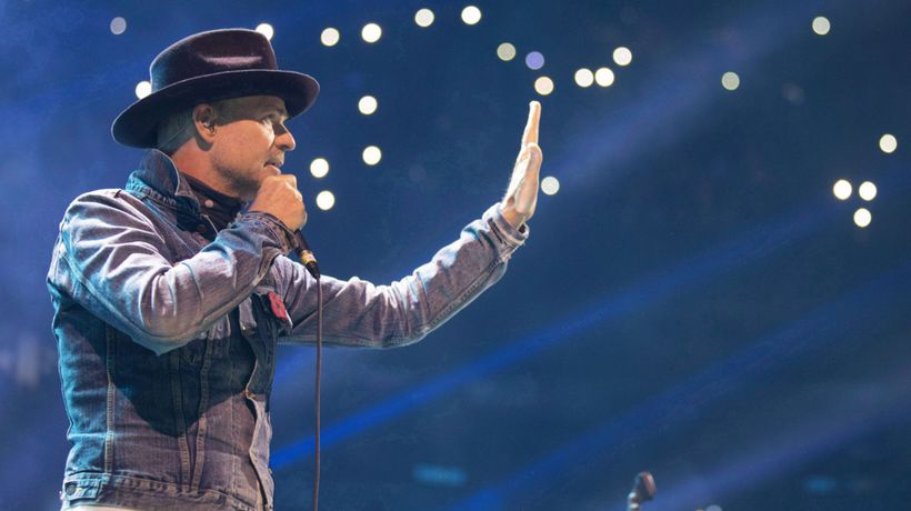 'He was a real bear': Brother on Gord Downie's fortitude