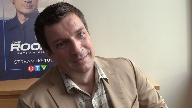 Nathan Fillion says pot legalization is a 'wonderful thing'