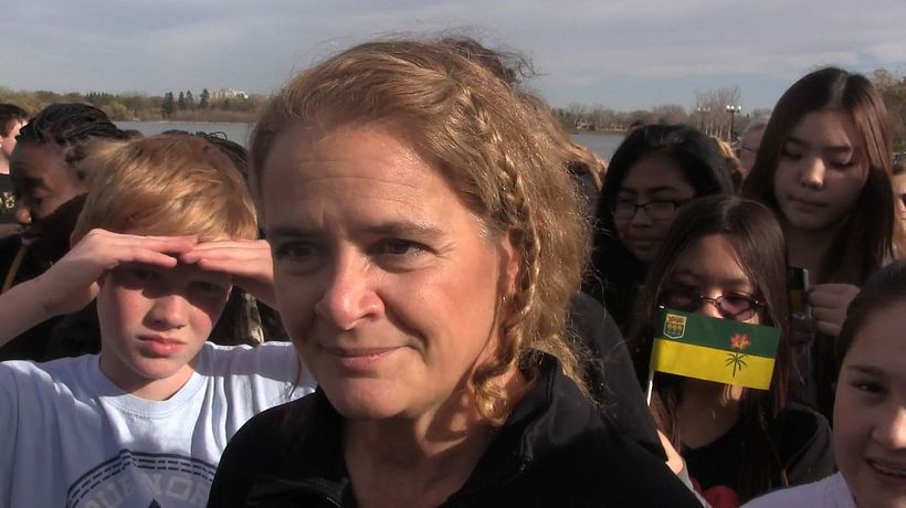 Payette invites critics to 'come and spend a few days' with her