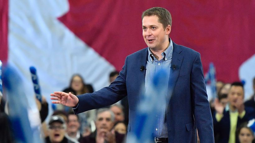Andrew Scheer says 2019 campaign will be a 'tough fight'