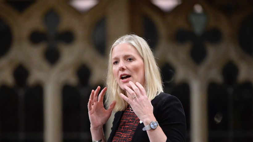 Catherine McKenna chided over exemption to asbestos ban