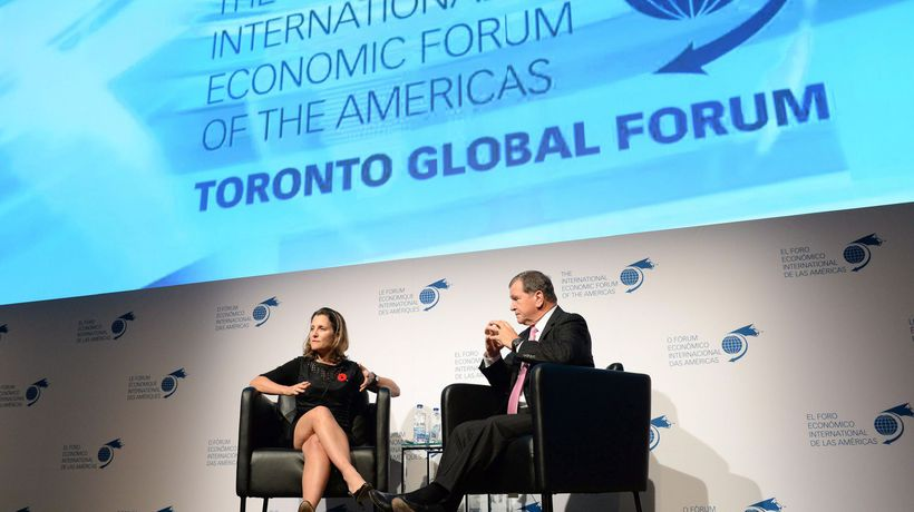 Five things to watch for in the Canadian business world, week of Dec. 10th