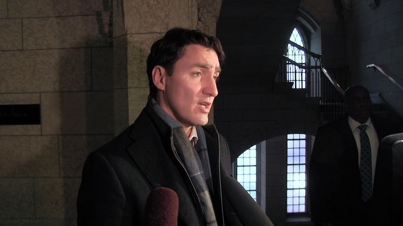 'Our hearts go out to Alberta': PM on equalization payments