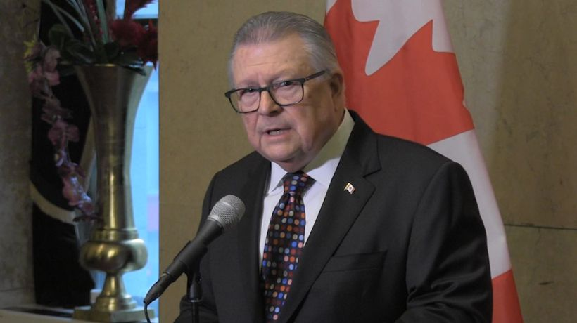 Reports Canada banning Huawei from 5G 'speculation': Goodale