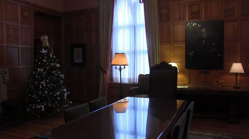 Take a look at the Speaker's secret Parliament apartment