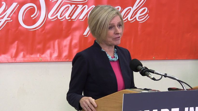 Notley says Ottawa oil and gas funding not a 'long-term solution