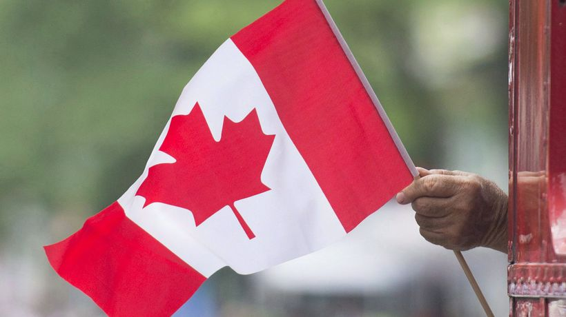 Canada's flag turns 54 today