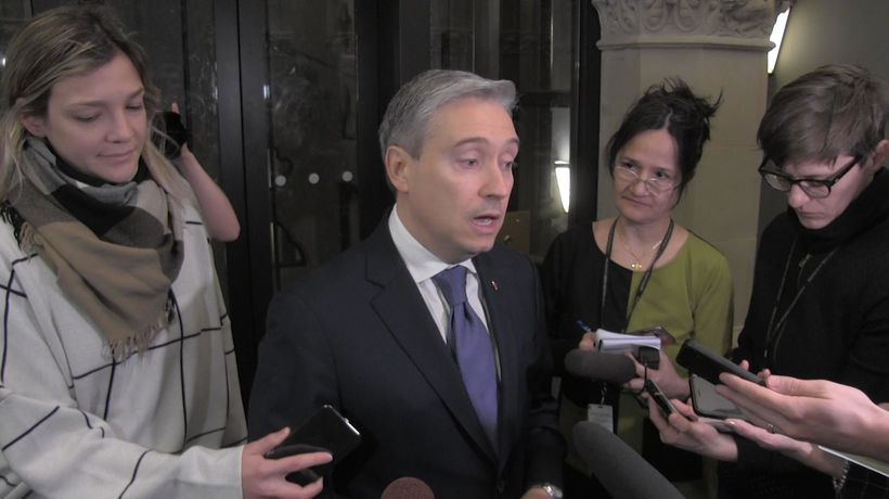 Cabinet ministers react to resignation of Gerald Butts