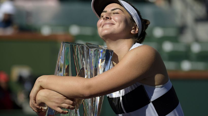 Andreescu joins list of Canadian sport surprises