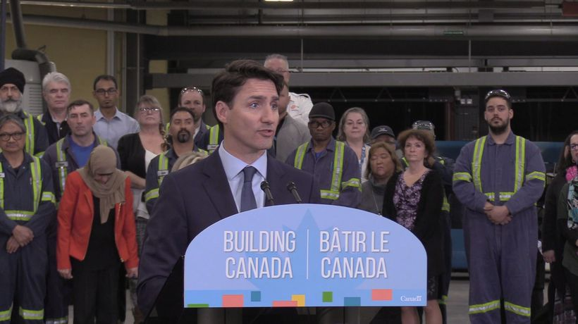 PM says ex-ministers still welcome in caucus despite criticism on SNC-Lavalin