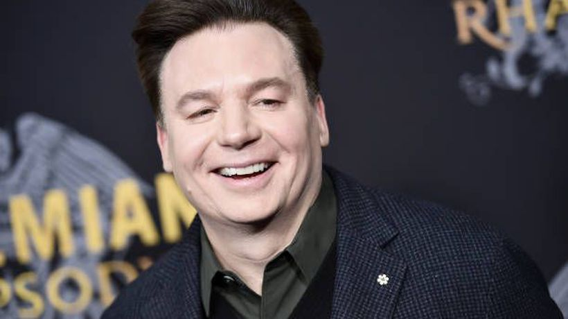Netflix and Canadian actor Mike Myers team up for comedy show