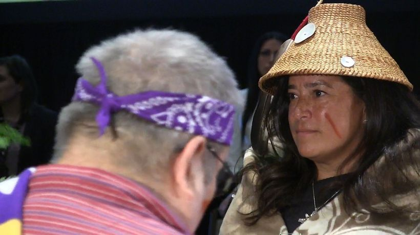 Jody Wilson-Raybould says Trudeau government has fallen back to 'managing the problem' of First Nati