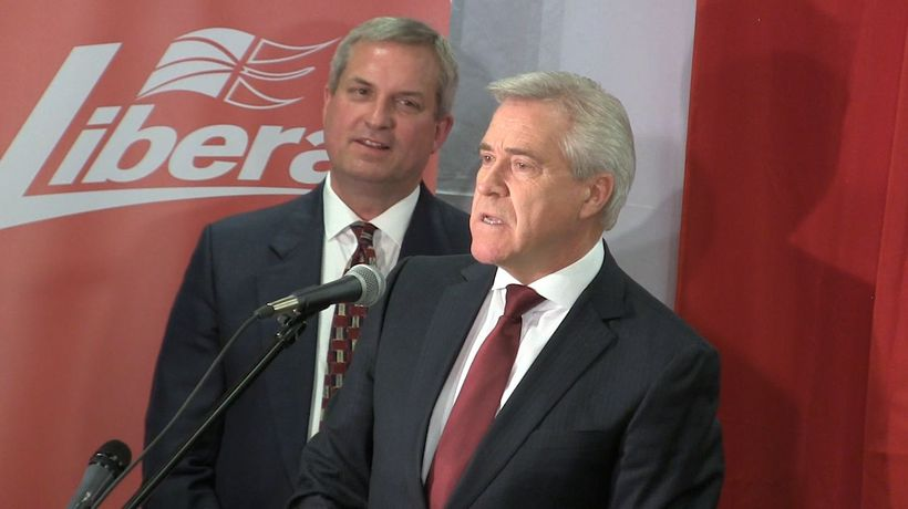 N.L. party leaders react to Liberal minority win