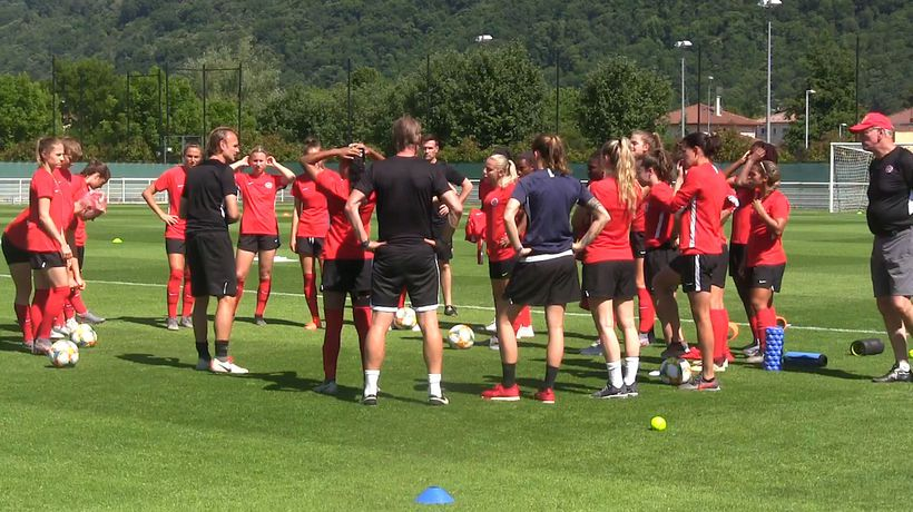 Canada feeling good ahead of weekend Women's World Cup date with New Zealand