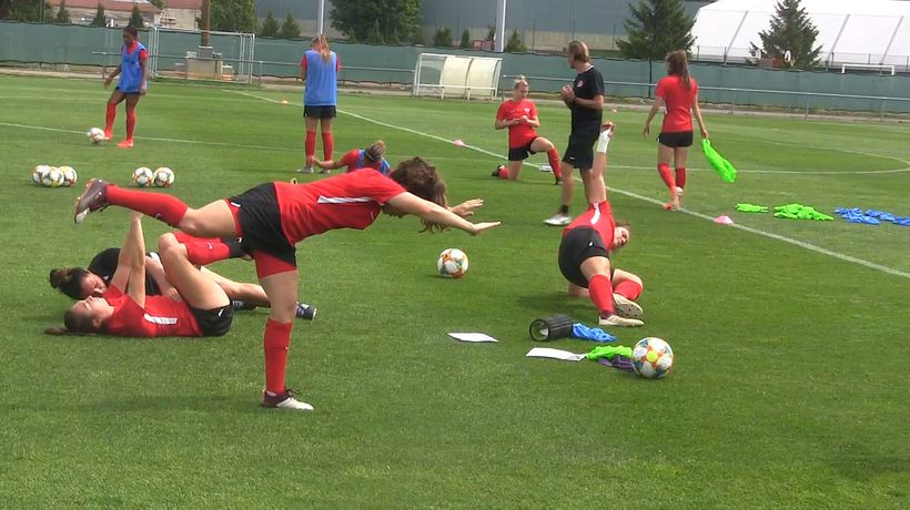Canada ready for Dutch challenge at Women's World Cup