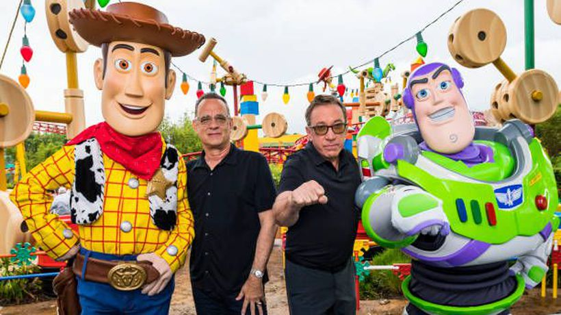 'Toy Story 4' opens big but below expectations
