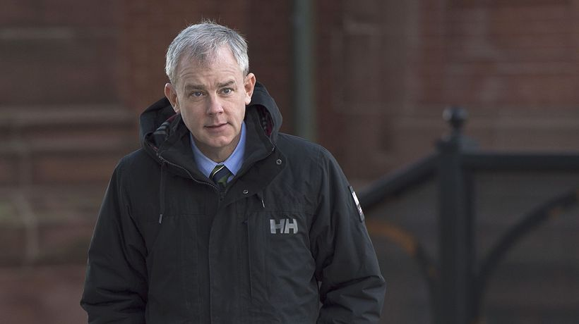 Defence reacts after Oland found not guilty of murder in multi-millionaire father's death