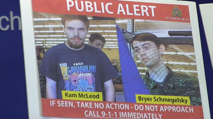 Missing teens now suspects in three murders in B.C.
