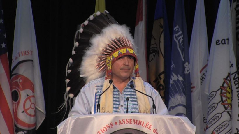 AFN national chief vows to influence party platforms in advance of federal election