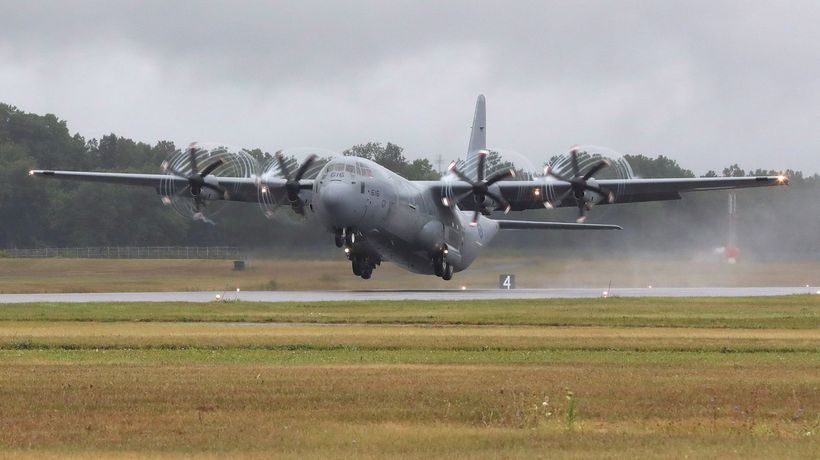 Canada sending plane to Uganda to help with peacekeeping in Africa