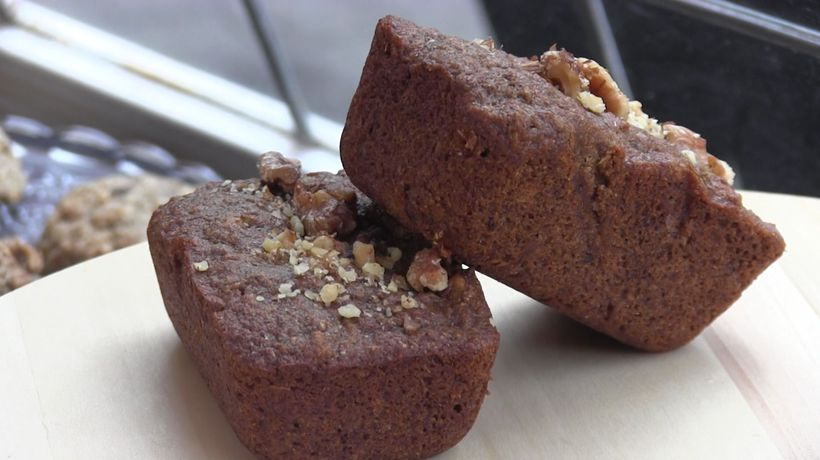 Susgrainable turns beer brewing waste into baked goods