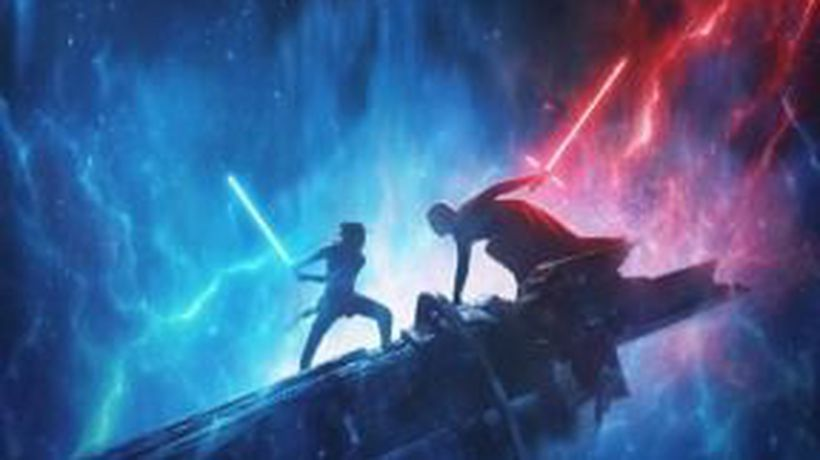 New footage revealed for 'Star Wars: The Rise of Skywalker'