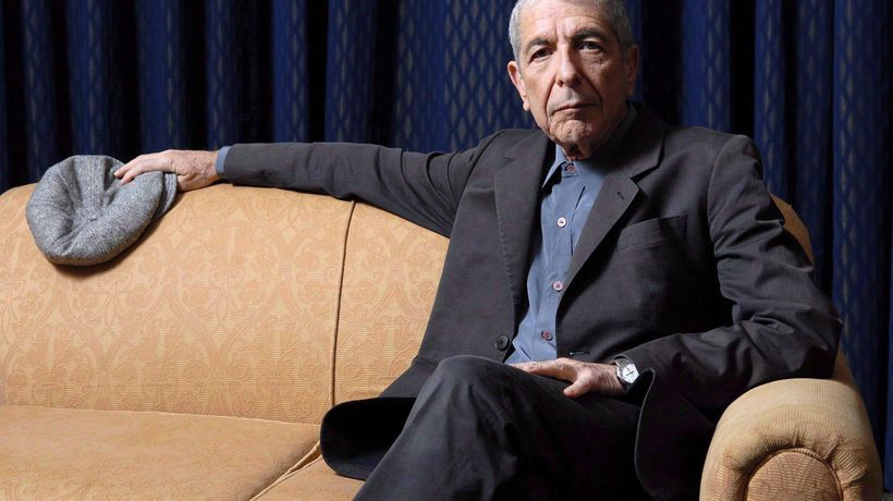 Posthumous Leonard Cohen album to be released