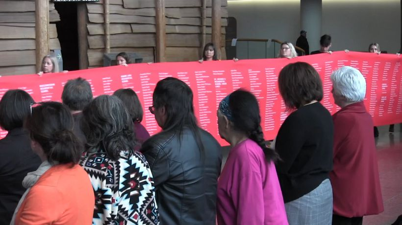Names of children who died in residential schools released during solemn ceremony