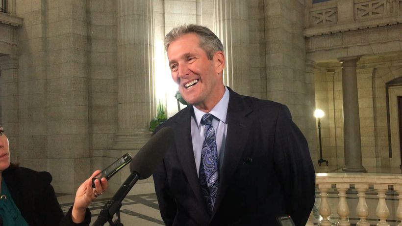 Manitoba government promises more fiscal restraint in short throne speech