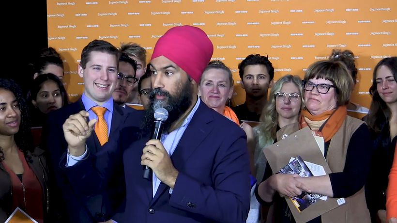 Scheer to target gangs, Trudeau clarifies abortion stance, Singh talks taxes and May tackles trees