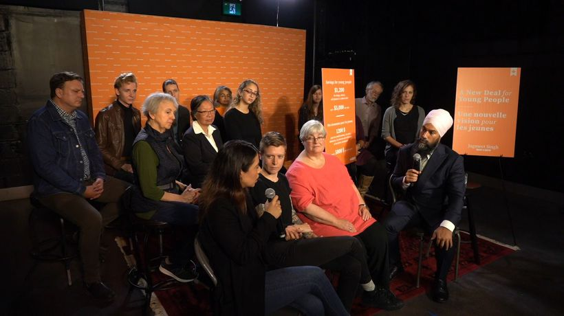 Federal leaders talk environment, economy and exclusion on Day 28 of campaign
