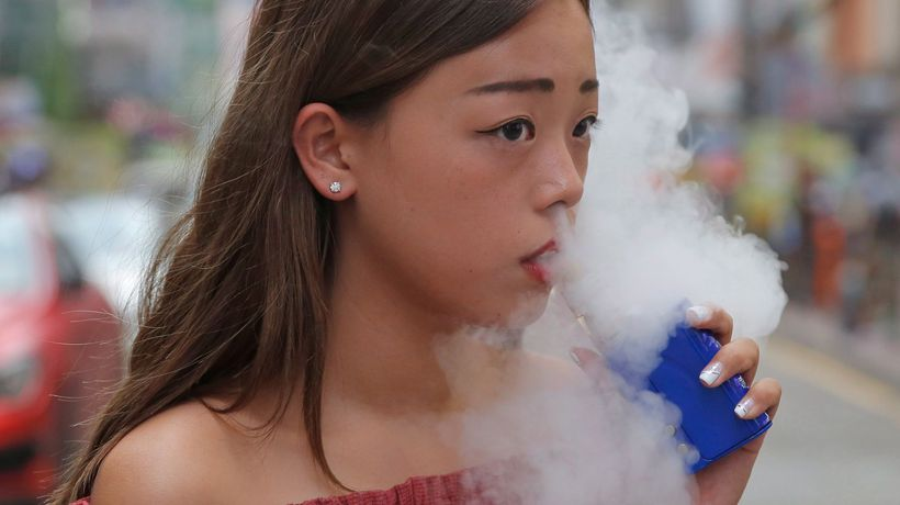 Nova Scotia first to ban flavoured e-cigarettes and juices