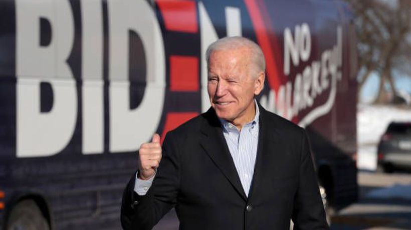 Social media reacts to Joe Biden using footage of Trudeau mocking Trump in new attack ad