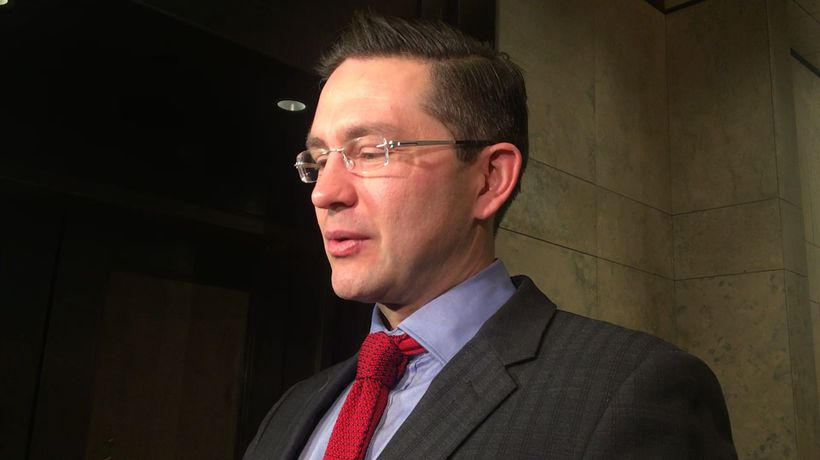 Poilievre says decision to bow out of Conservative leadership weeks in the making
