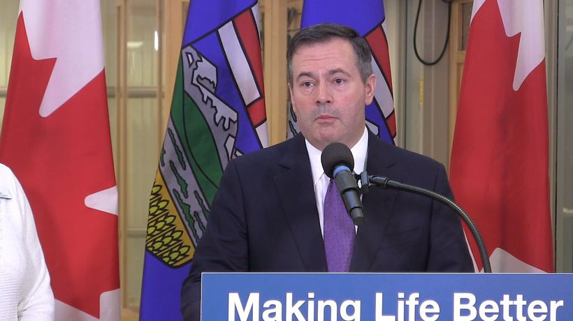 Alberta premier frustrated over ongoing pipeline blockades