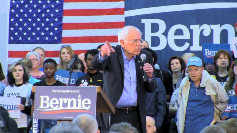 After surviving bruising debate, Bernie Sanders charges towards South Carolina primary and Super Tue