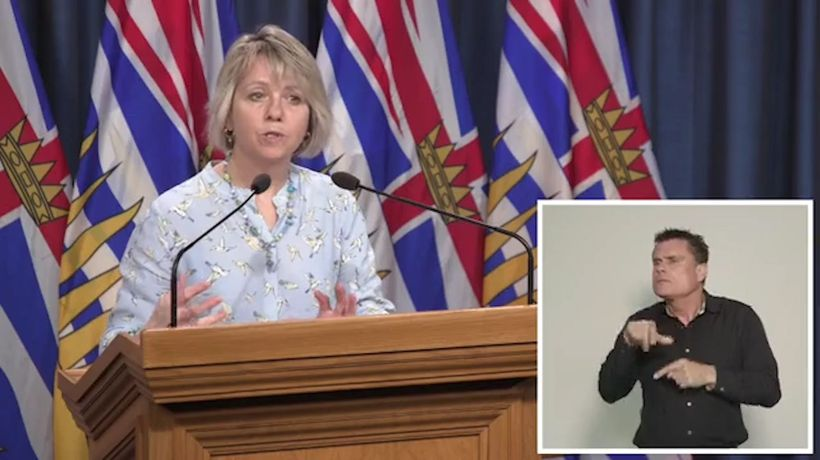 B.C. reports 42 new COVID-19 cases, one death