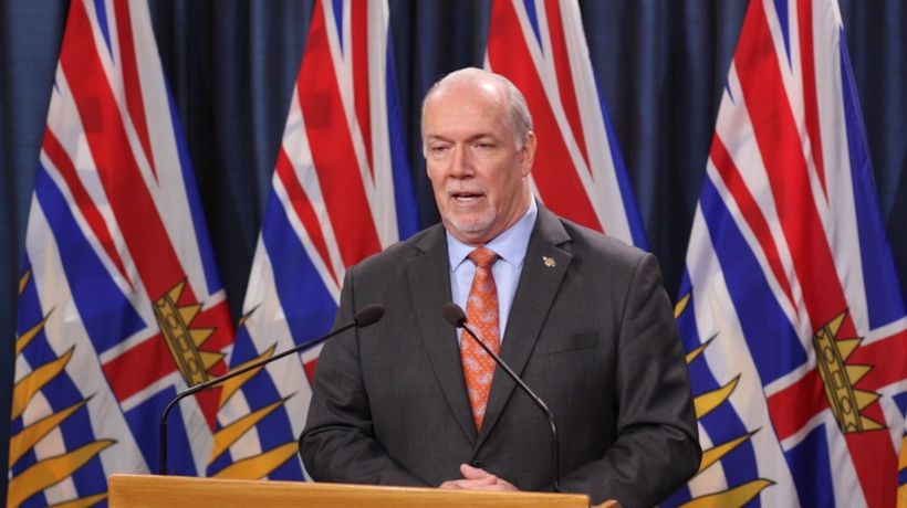 B.C. invokes emergency powers to fight COVID-19
