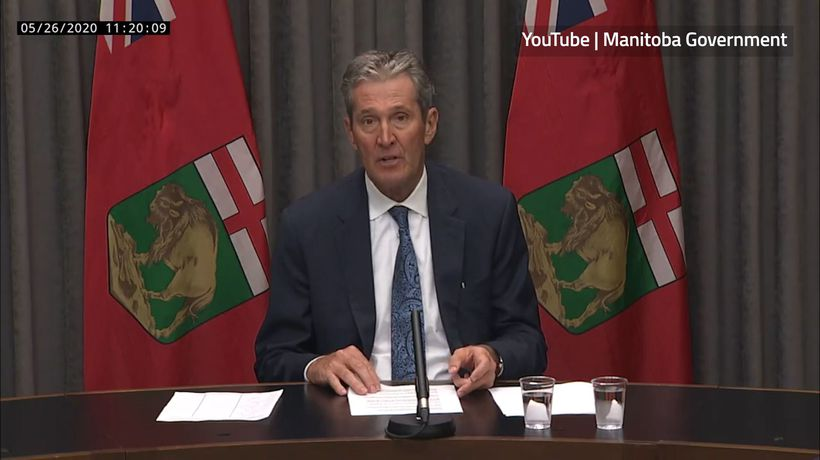 Manitoba to issue $200 cheques to low-income people with disabilities for COVID-19 relief