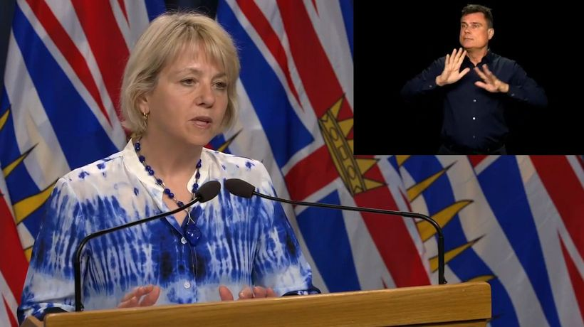 B.C. confident in COVID-19 management as schools reopen