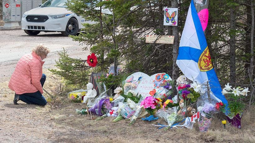 RCMP update Nova Scotia mass shooting investigation