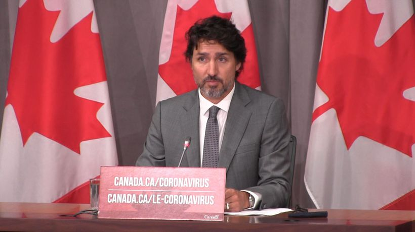 Protecting Canadians worth hit to treasury: PM