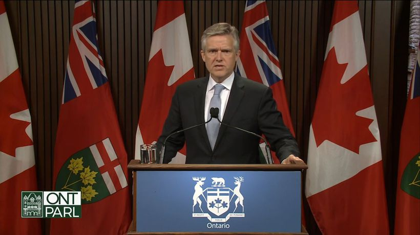 Ontario deficit projected to jump to $38.5 billion