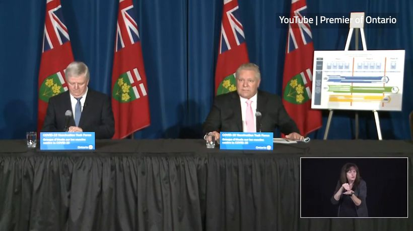Ford defends COVID-19 stay-at-home order