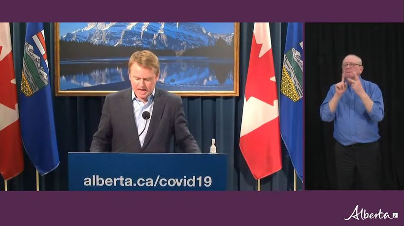 Alberta eases some COVID-19 rules