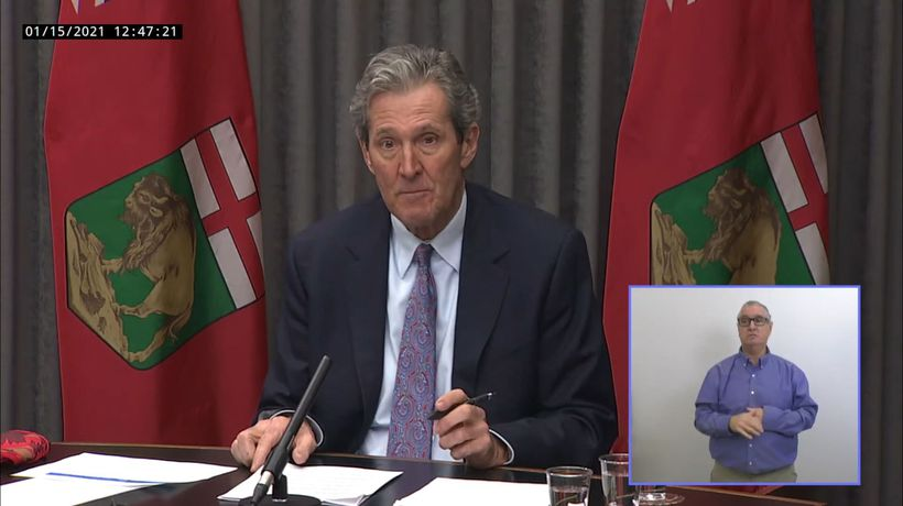 Manitoba considers easing some COVID-19 restrictions