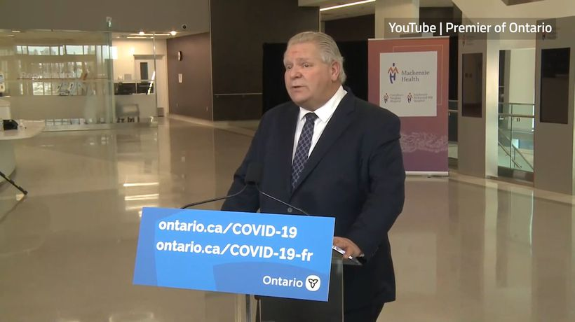 Vaughan, Ont., hospital to help address capacity issues