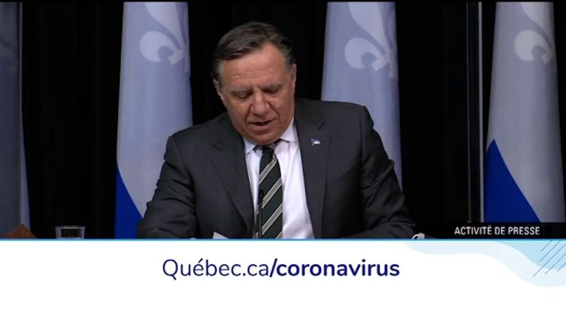 Quebec moves three cities into lockdown