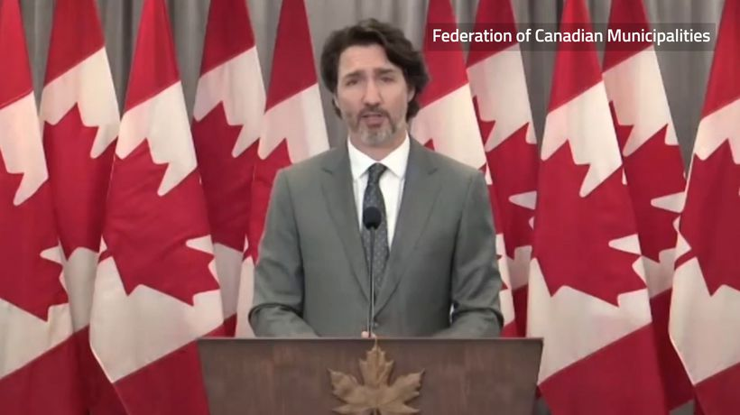 Trudeau promises cities help on housing costs