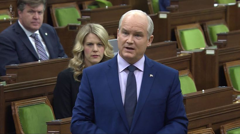 O'Toole asks Trudeau for TRC implementation plan by Canada Day
